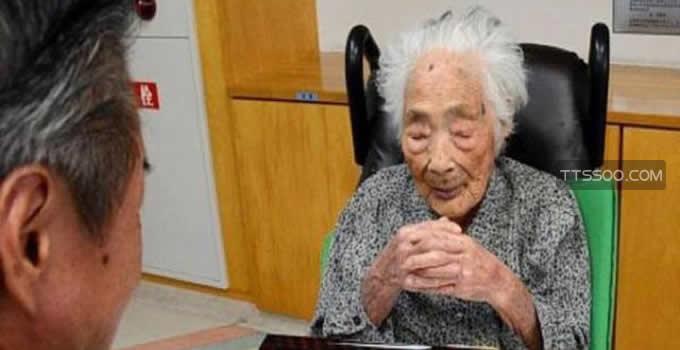 世界上最长寿的人排名(全部已经去世)