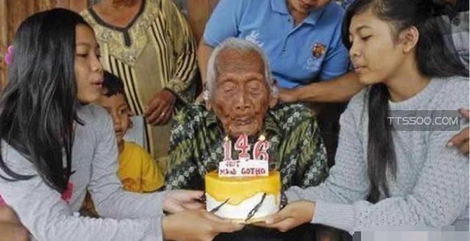 世界吉尼斯长寿146岁