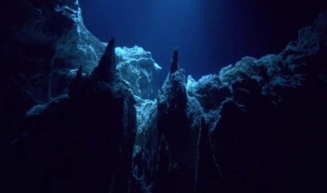 马里亚纳海沟:幽灵鲨