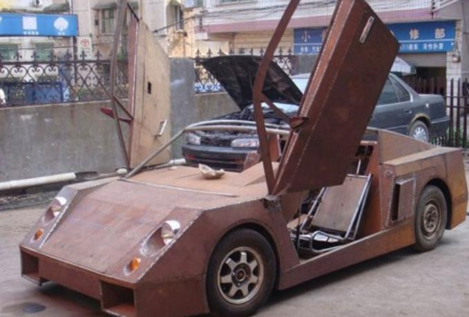 世界上最便宜的跑车为什么不能开