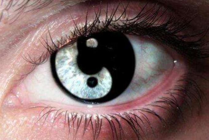 阴阳眼是真的吗