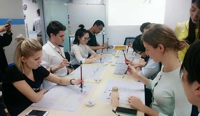 世界语言组织评价汉语