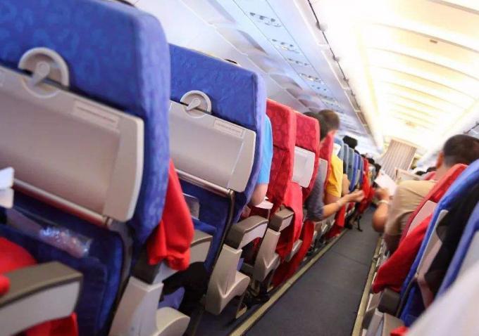 坐飞机流程