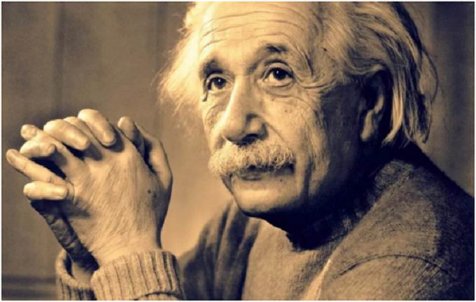 爱因斯坦的智商