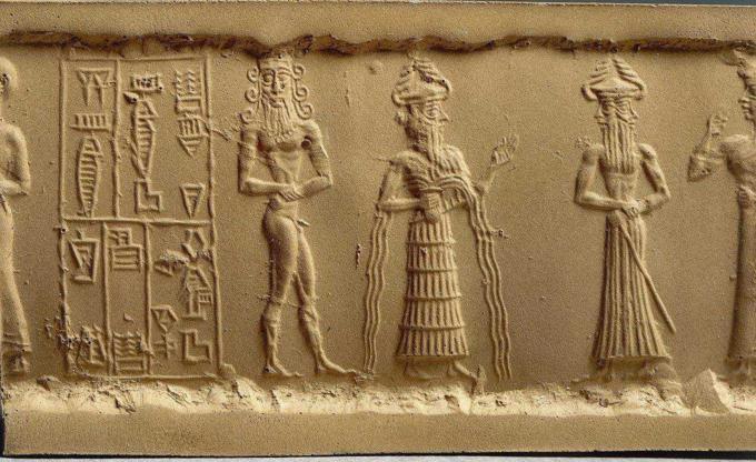 苏美尔人创造了什么历史文明