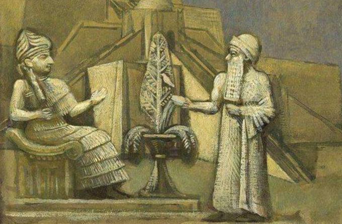 圣经与苏美尔文明有什么关联