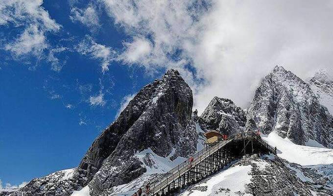 玉龙雪山景区游玩攻略