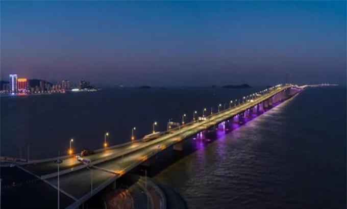 港珠澳大桥多长吗