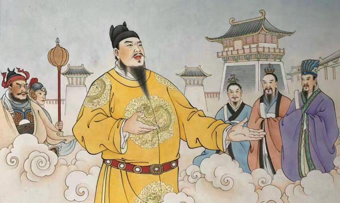 朱元璋为什么不杀朱棣