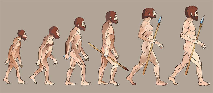 达尔文进化论误导了整个人类?