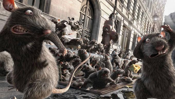 切尔诺贝利巨鼠事件