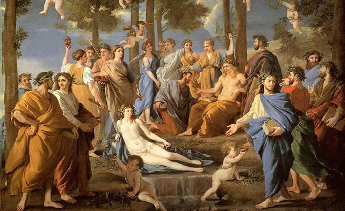 希腊神话有哪些故事
