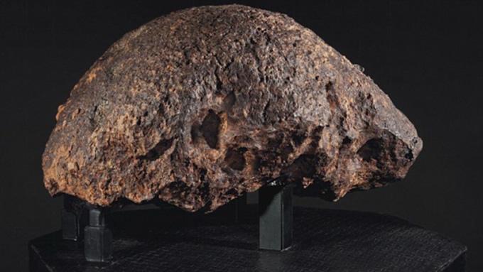 陨石有什么作用和功效