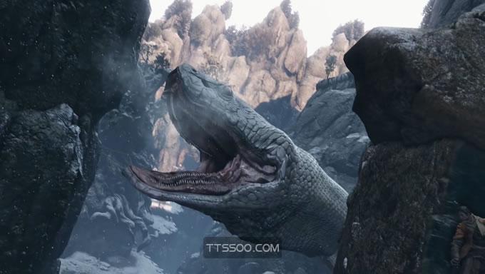 一亿年巨蟒
