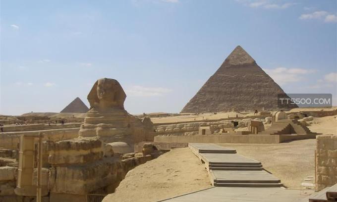 埃及金字塔就是骗局