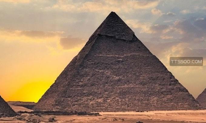 埃及金字塔有人进去吗