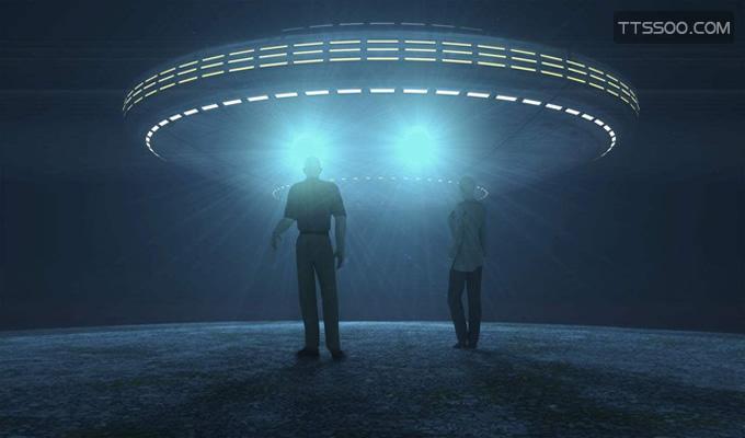 中国天眼发现外星人