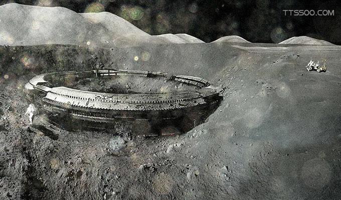 中国登月被外星人警告