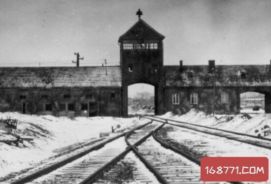 奥斯维辛集中营惨死110万人,二战纳粹的罪恶源泉