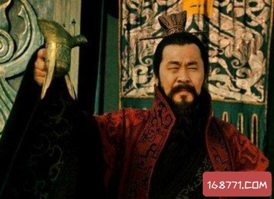 曹操的儿子曹冲因病而死,不然最后登上皇位的可能就是他了