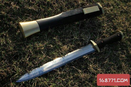 秦时明月当中的越王八剑是没有事实依据的,完全靠想象