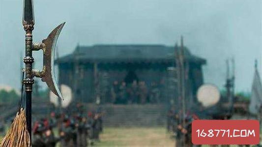 方天画戟被曹超收走后下落不明 历史真实吕布用的不是方天画戟