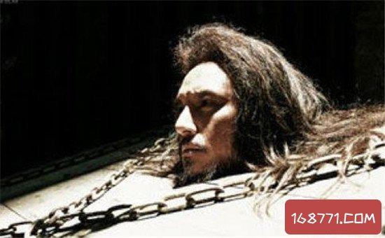 韩信是怎么死的,被吕皇后吊死在长乐宫的大钟之内
