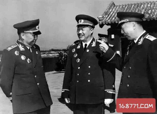 开国十大元帅排行榜  资历浅的林彪竟然位居第三