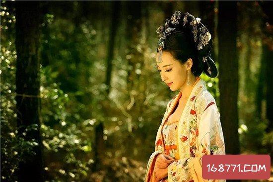 高阳公主与辩机和尚淫乱之爱 死前仍然不悔
