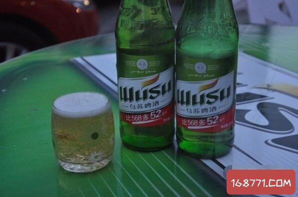 新疆人最爱喝的夺命大乌苏,喝完开车不算酒驾
