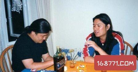高晓松年轻时的照片你一定想不到 曾经也是风流倜傥的美男