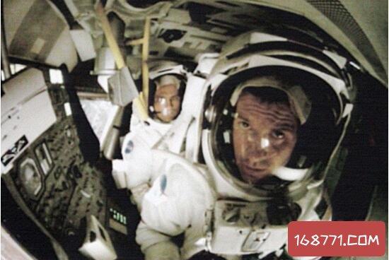 阿波罗18号是真的吗,影片中的虚构(并不存在)