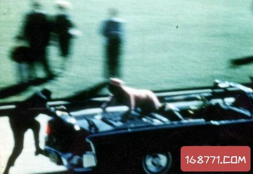肯尼迪遇刺是阴谋 特朗普坚决解密肯尼迪遇刺案