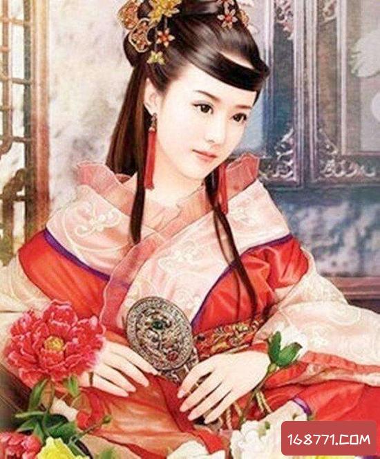 最乱伦馆陶公主:养子变丈夫,开启男宠模式