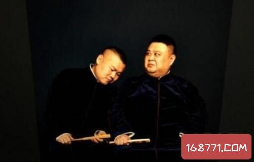 相声界的相扑选手孙越,如今孙越多少斤