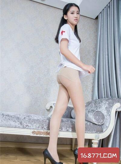 制服丝袜美女图,护士秘书女警三大制服系列图