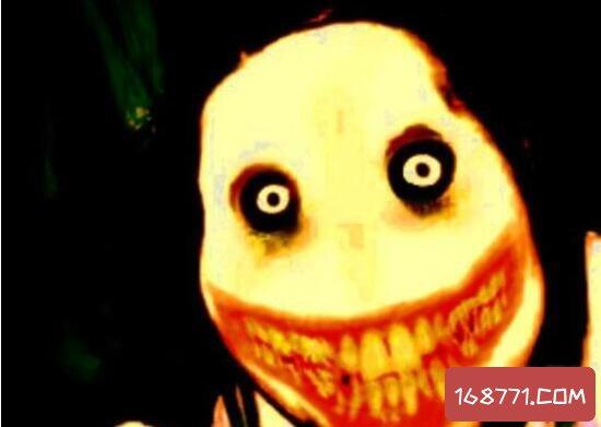 微笑狗恐怖原图,灵异的smile.jpg其实是ps出来的