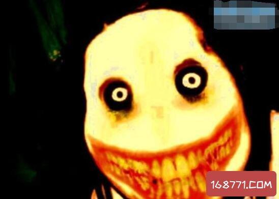 微笑狗是什么,微笑狗恐怖图片原图(smile.jpg)