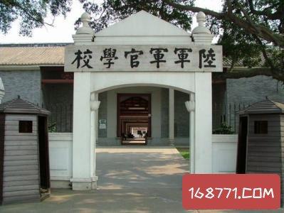 黄浦军校在所有军校中只排第二 黄埔军校走出了哪些国共名将?