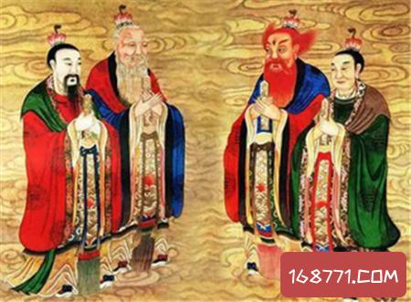 你知道中国四大天师吗 谁最厉害