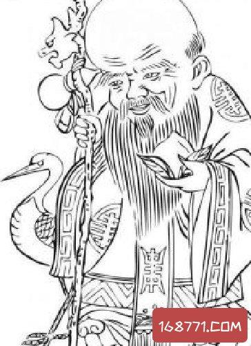 中国最长寿的人,据说上古时代的彭祖活了800多岁