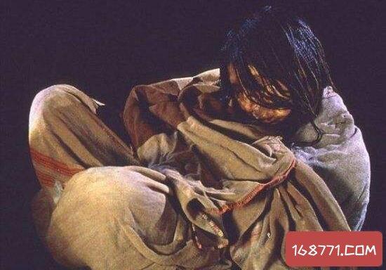 冰冻少女胡安妮塔,被雪封存500年的不腐女尸
