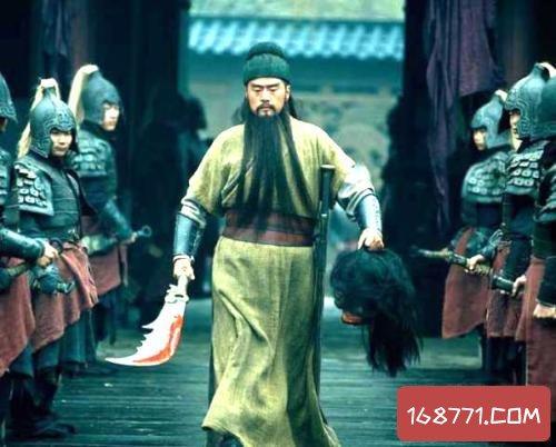 关羽是怎么死的,难道他的死只和吴国和魏国有关系?