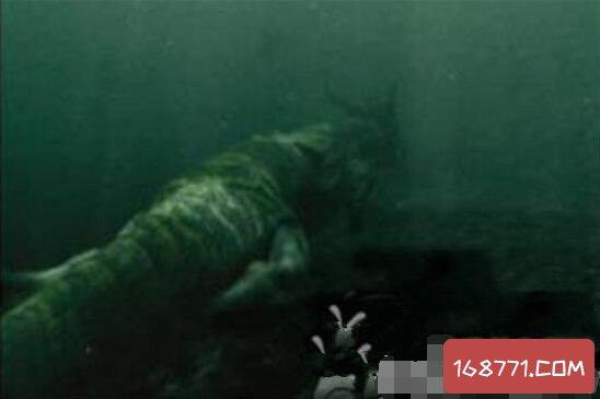 98年洪水冲出龙尸图震惊世界,神龙现身杀人