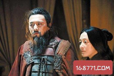 审食其和吕雉 汉高祖刘邦的最大绿帽
