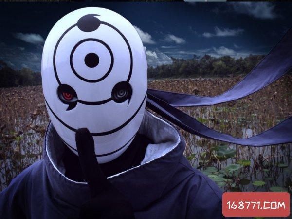 火影忍者面具男是谁,宇智波斑的白绝克隆体(不是斑)