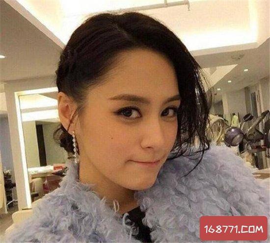 阿娇身高有多少,网友表示:被身高耽误的美女明星!