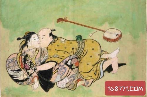 古代时候的春宫图片 大尺度到令人感叹