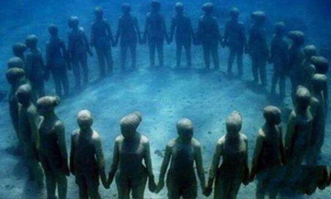 特鲁克泻湖恐怖之处,幽灵舰队真的存在吗?