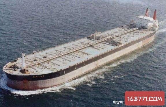 世界上最大的船排名:Prelude FLNG第一,诺克·耐维斯号船第二
